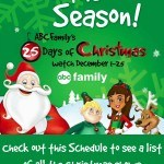 ABC Family's 25 Days of Christmas Schedule 2016