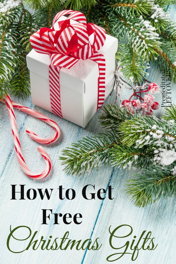 how to get free christmas gifts