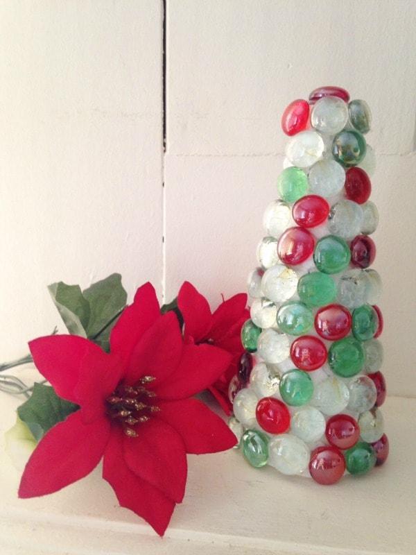 Dollar Tree DIY: Jewel Tree Centerpiece