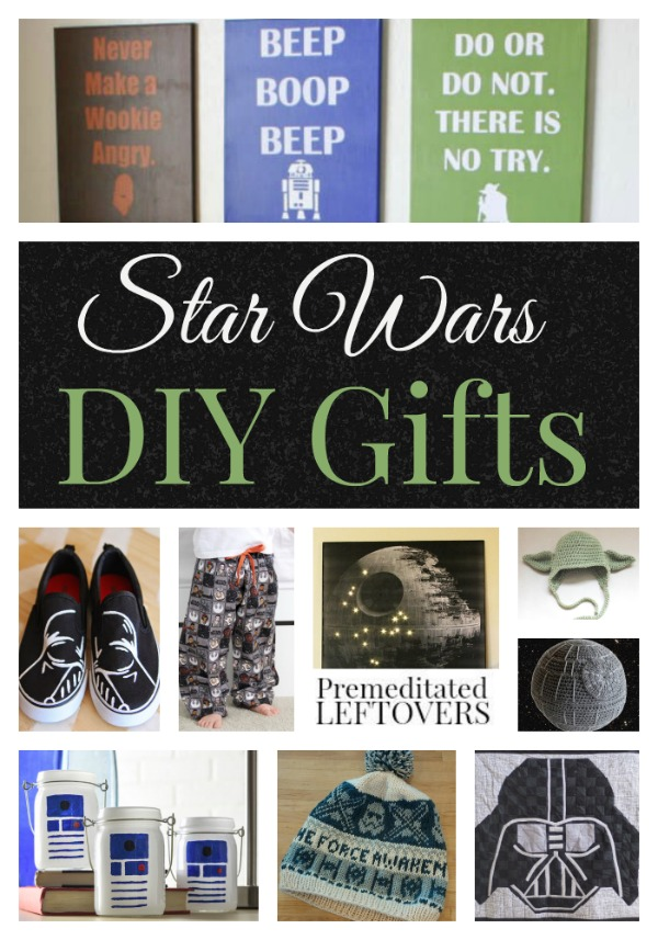 diy star wars gifts - What Do You Get A Wookie For Christmas