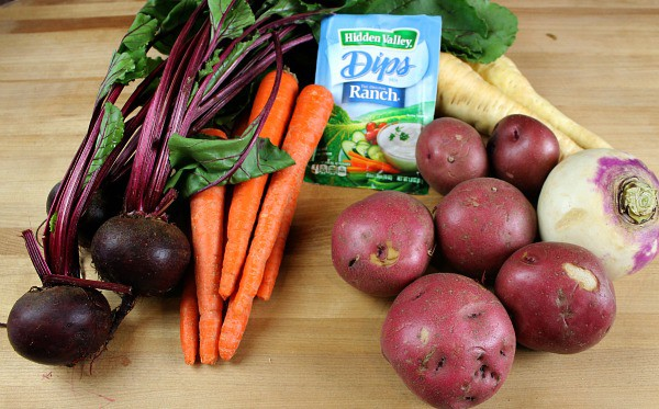 ranch roasted root vegetables ingredients
