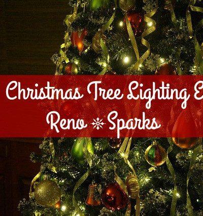 2015 Reno/Sparks Christmas Tree Lighting Events