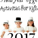 5 Fun New Year's Eve Activities for Kids