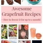 Awesome Grapefruit Recipes