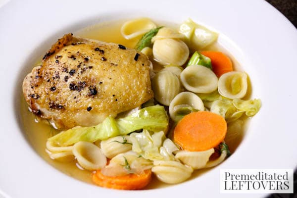 Easy Chicken Collezione Soup final