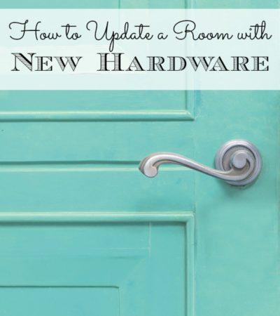How to Update a Room with New Hardware- Changing out the hardware in a room is easy and makes a big visual impact. These useful tips will get you started.