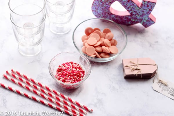 How To Make A Candied Rim with Sprinkles