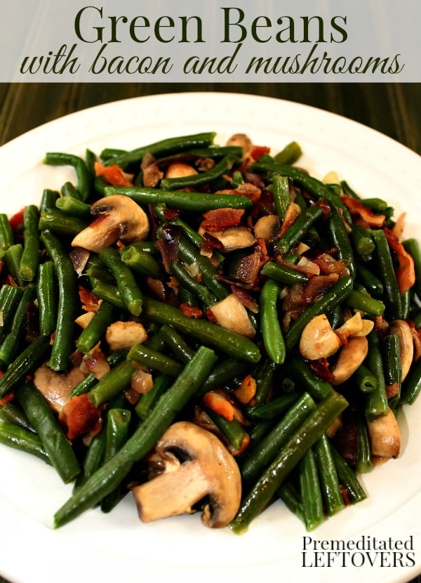 beans in a creamy green beans with creamy creamy green beans mushrooms ...