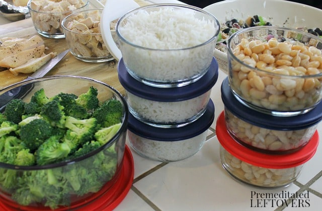 Prep-Ahead Meal Plan and Batch Cooking Tips