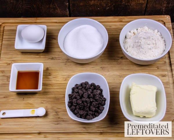 Brownie Truffle Bites ingredients