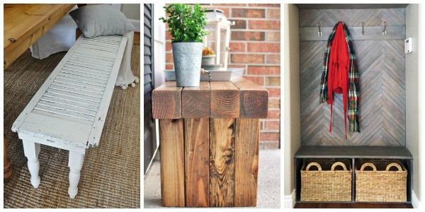 diy bench projects