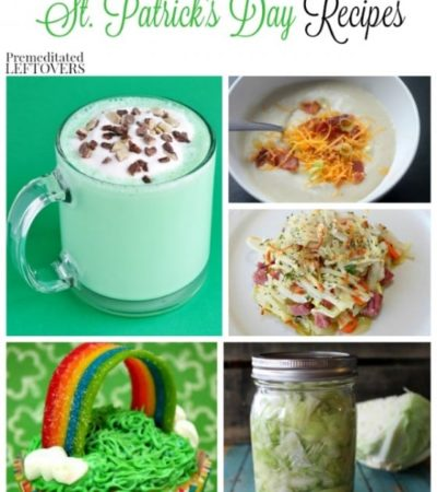 20 Gluten-Free St. Patrick's Day Recipes- Enjoy a traditional Irish Stew or fun Shamrock Cupcakes this St. Patrick's Day with these gluten-free recipes.