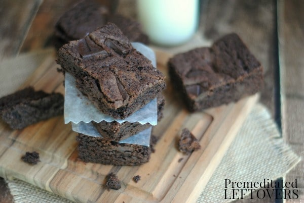 Copycat Starbucks Chewy Brownie Recipe final