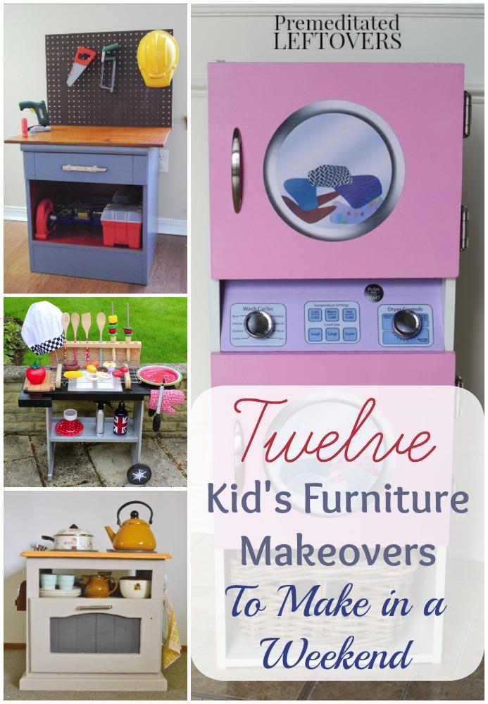 Kid S Furniture Makeovers