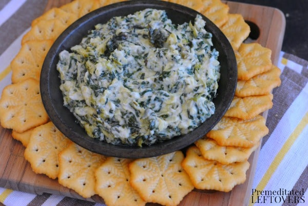 Spinach Artichoke Dip Recipe final