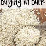 The Dos and Don'ts of Buying in Bulk