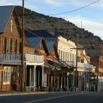 Nevada Historical Site: Virginia City