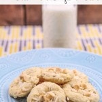White Chocolate Chip Cookies with Coconut and Sunflower Seeds