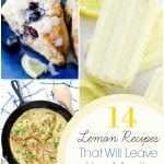 14 Fresh Lemon Recipes