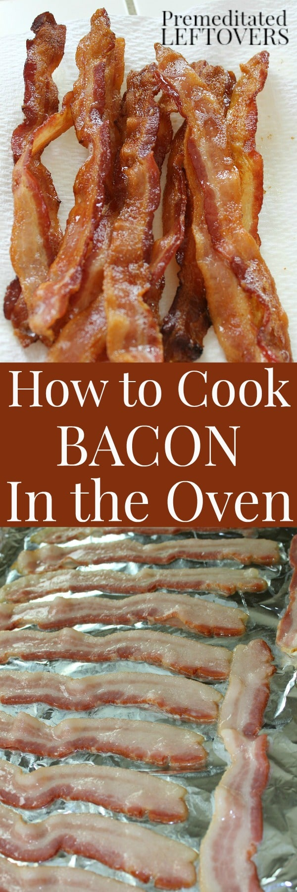 How To Cook Bacon In The Oven College Recipes College Recipes Share