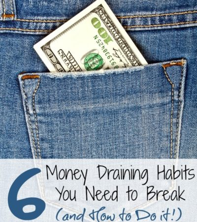 6 Money Draining Habits You Need to Break- These small habits can quickly drain your budget. Learn how to fix them and avoid unnecessary spending.