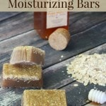 Oatmeal and Honey Moisturizing Bar Soap