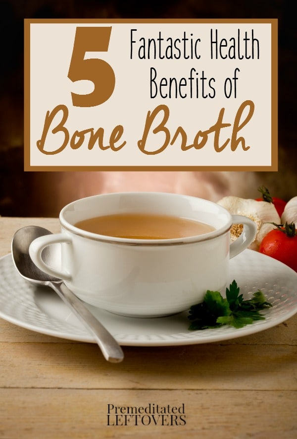 Benefits Of Drinking Beef Broth