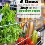7 Items You Should Never Buy at the Grocery Store- Avoid buying these non-food items at grocery stores. While it may seem convenient, you will spend more.
