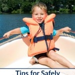 Tips for Safely Boating with Kids