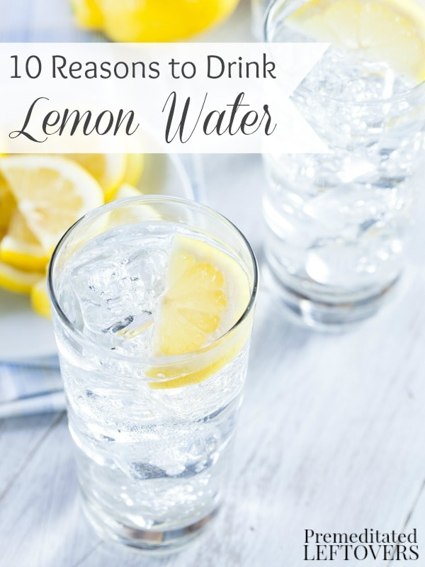 10 Reasons to Drink Lemon Water- Drinking lemon water regularly can have many health and beauty benefits. Here are 10 that you may find useful.
