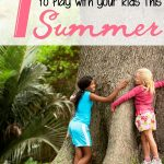 7 Classic Games to Play Outside this Summer- Summer calls for simple fun so play these classic games outside this summer!