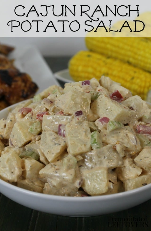 Bbq recipes potato salad