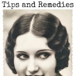 Depression Era Health and Beauty Tips You Can Still Use Today