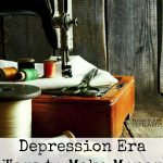 Depression Era Ways to Make Money- Earn extra cash with these simple jobs from the depression era that you can still do today.