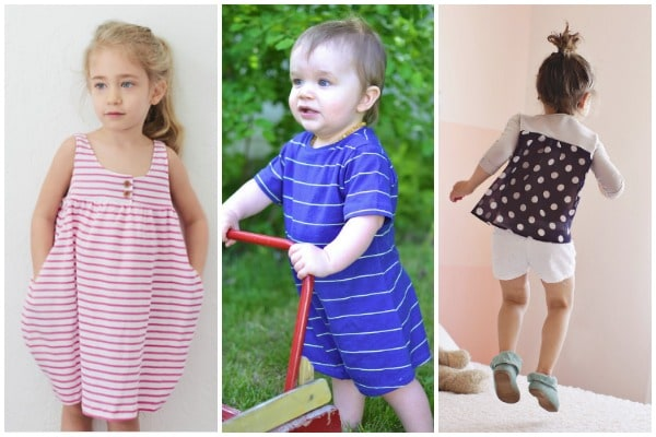 180+ Free Sewing Patterns for Men, Women and Children