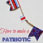 How to Make Patriotic Duct Tape Banner