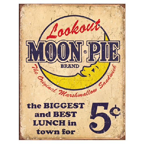 Vintage Metal Signs to Make You Feel Nostalgic- moonpie