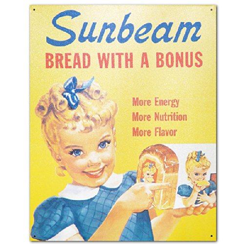 Vintage Metal Signs to Make You Feel Nostalgic-sunbeam