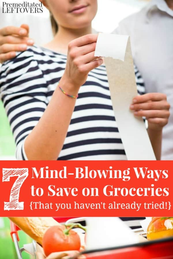 Secrets to Saving Money on Groceries You Have to Try