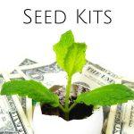 DIY Garden Seed Starter Kits