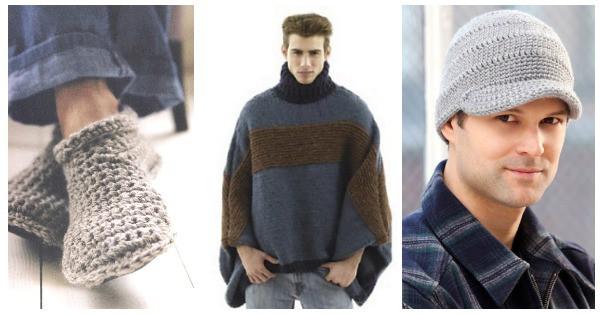 100 Free Crochet Patterns For Men Women And Children