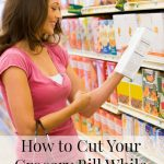 How to Cut Your Grocery Bill While Eating Gluten-Free