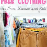 How to Find Free Clothing Assistance- Here are some helpful resources to use when you or someone you know is short on money and in need of free clothing.