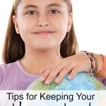 Tips for Keeping Your Homeschool Classroom Running Smoothly- turn chaos in the classroom into a smooth running day with these homeschooling tips!