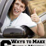 6 Ways to Make Extra Money in College
