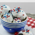 Cherry-Stuffed Oreo Truffles
