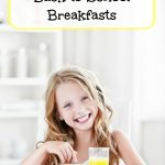 Ways To Streamline Back to School Breakfasts