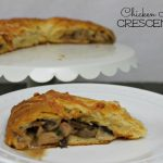 easy chicken marsala crescent ring