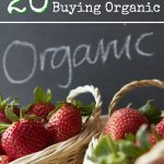 20 Items Worth Buying Organic- Keeping these organic items in mind will help you make smarter shopping choices when buying healthy food for your family.
