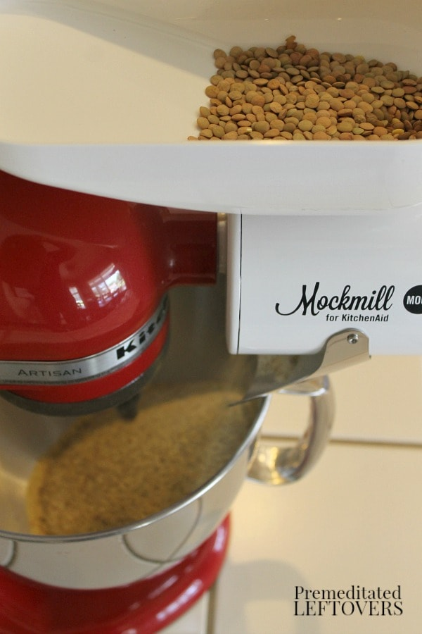 How to Make Lentil Flour